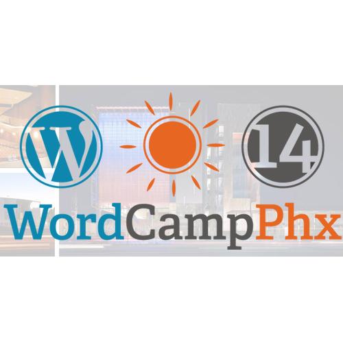 WPwatercooler at WordCamp Phoenix 2014 7
