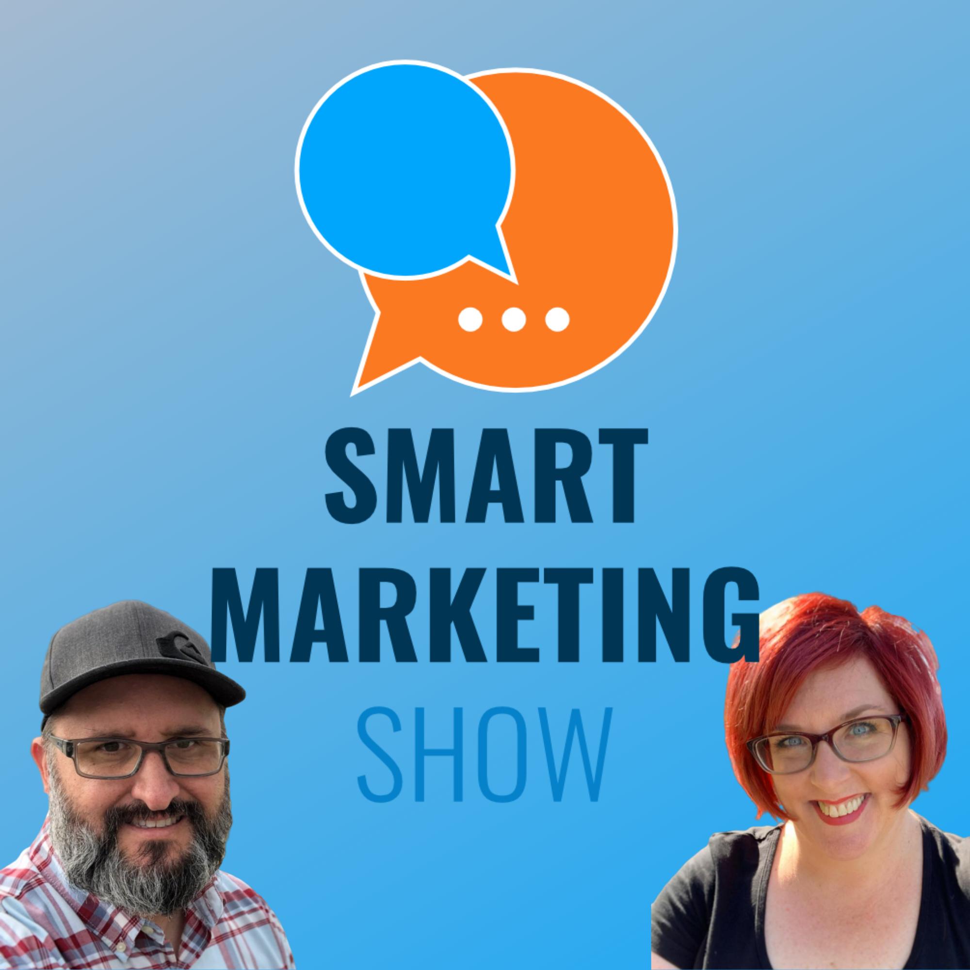Smart Marketing Show logo itunes