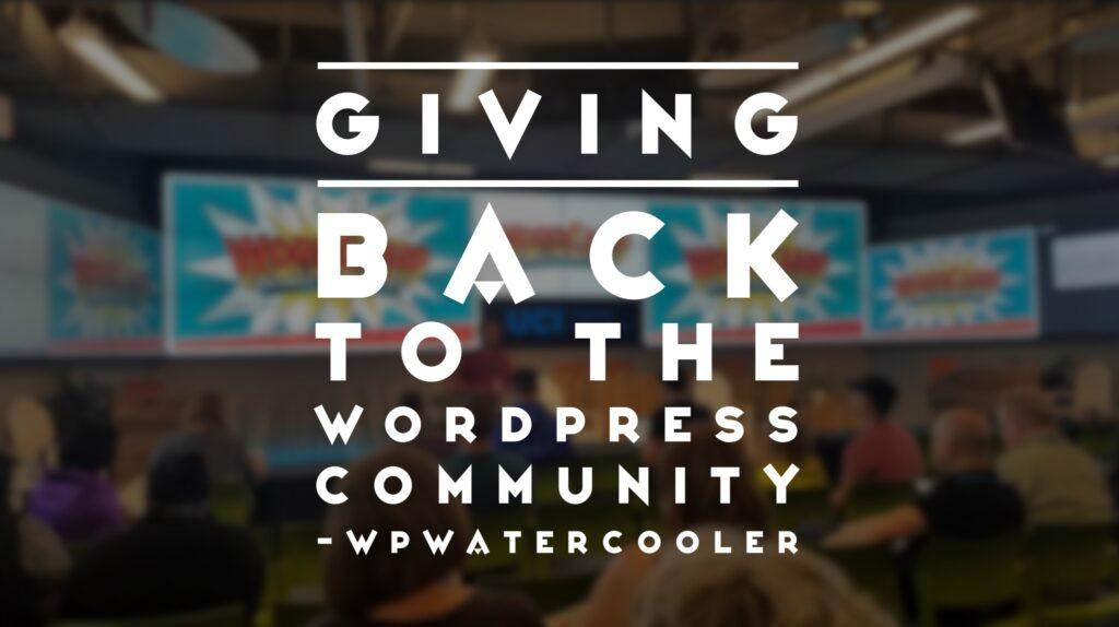 YouTube - EP258 - Giving back to the WordPress commmunity