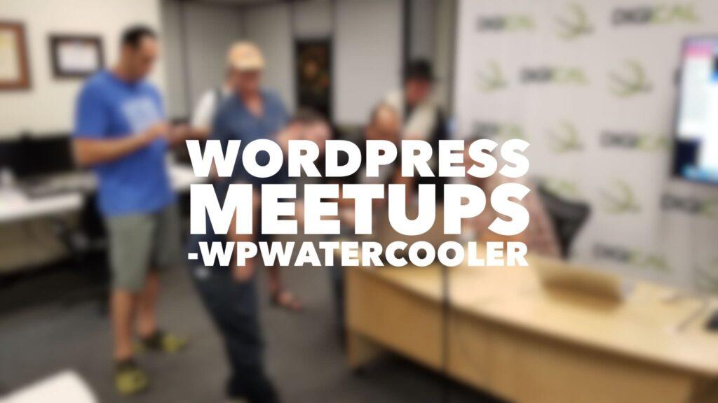 EP344 WordPress Meetups